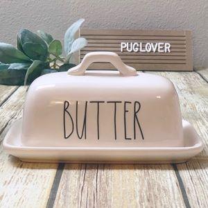 RAE DUNN butter dish { BUTTER }